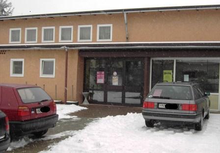 Lindenberghalle Bad Friedrichshall Ortsteil Kochendorf, Neuenstadter Straße